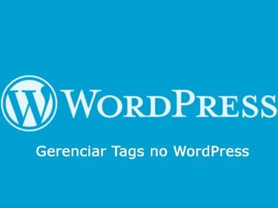 Gerenciar Tags no WordPress